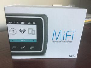 Bell MI FI  wireless router