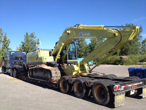 STRONG CO - JCM 2010 921F HYDRAULIC EXCAVATOR