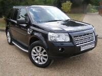 LAND ROVER FREELANDER 2 HSE I6 NAV HEATED LEATHER REAR DVD GAMES ALLOYS RARE