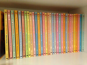 The Baby-sitters Club books for sale
