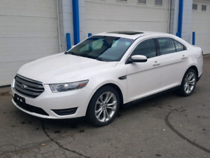 2013 Ford Taurus SEL -- ONLY 63,xxx KM!