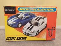 Micro Scalextric Street Racers 1:64 (4-7years)