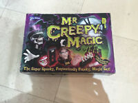 Mr Creepy Magic!