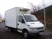 Iveco daily fridge 06 plate