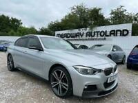 2016 BMW 3 Series 2.0 320d BluePerformance M Sport Auto xDrive (s/s) 4dr Saloon
