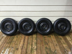GM Wheels and Tires