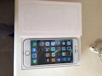 iPhone 6 16gb gold boxed
