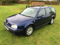 Volkswagen Golf 1.6 SE 2004 VERY CLEAN FOR AGE AND MILAGE HPI CLEAR