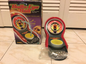 BULLS-EYE BALL by Tiger