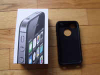 Iphone 4s (with otter box case)