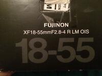 Fujinon xf 18-55 f2.8-4