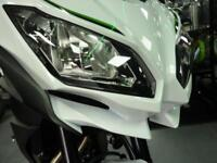 Kawasaki Versys 650 Pearl Blizzard White 2018 Model