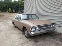 AMC Rambler 550 Coupe (rare)