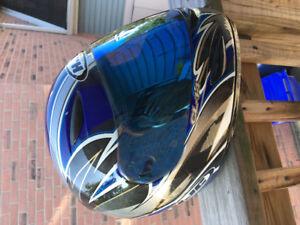 HJC CL-14  Motorcycle Helmet - size medium