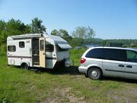 Balade voyages avec roulotte au Québec et plus loin...