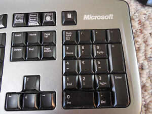 Microsoft Wireless Keyboard & Mouse Strathcona County Edmonton Area image 2