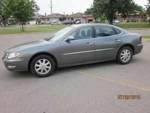 2005 Buick Allure leather Sedan