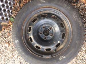 winter wheels,195/65/15