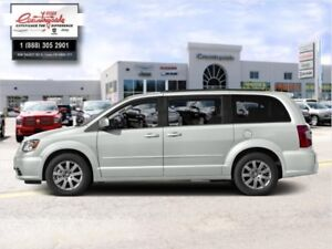 2016 Chrysler Town & Country Touring  -  Power Tailgate