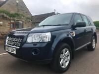 2007 57 LAND ROVER FREELANDER 2.2 TD4 GS 5DR AUTO