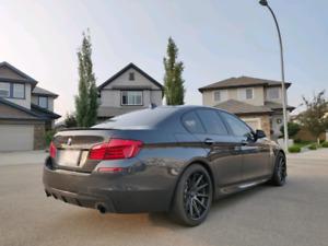 2012 BMW 535I X Drive