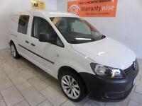 Volkswagen Caddy Maxi 2.0TDI ( 140PS ) C20 5seat Maxi