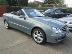 2007 07 Mercedes CLK 280 Avantgarde Auto Met Pearl Grey
