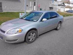 2006 Chevrolet Impala s Sedan for Sale!