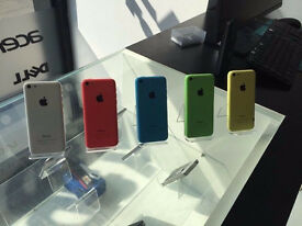 APPLE IPHONE 5C 8GB EE NETWORK WITH RECEIPT AND WARRANTY