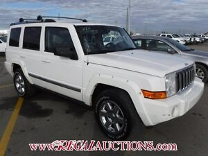 2006 JEEP COMMANDER LIMITED TRAIL RA