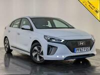 2018 Hyundai Ioniq 1.6 h-GDi Premium SE DCT (s/s) 5dr Hatchback Hybrid – Petrol/