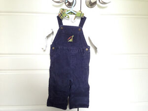 Gymboree Overall set, size 6-12mos $5