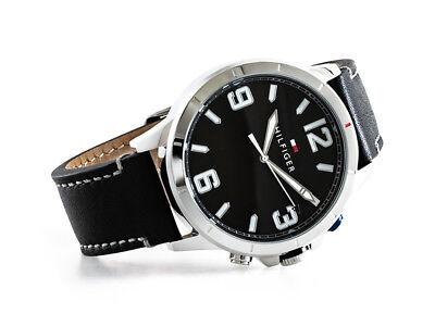 Tommy Hilfiger Smartwatch 1791298 - Lederband - Herrenuhr