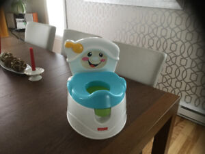 Petit pot Fisher Price