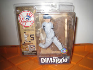 MLB Mcfarlane Joe Dimaggio Variant Yankees Toy Action Figure