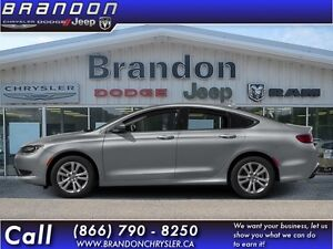 2016 Chrysler 200 Limited - Uconnect -  Power Seat - Low Mileage