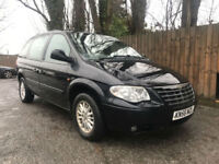 2006 56 Chrysler Voyager 2.8CRD auto LX 7 Seats 32.8 mpg p/x