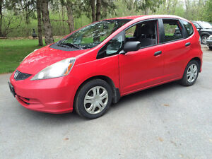 2010 Honda Fit W/ AC! Safety and E-Test included only $5950