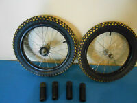 with 4 BMX bars (model: Y26T)   Price for BMX bars: $20