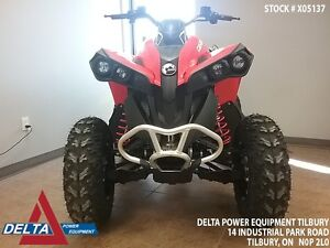 2016 Can-Am Renegade 1000R ATV