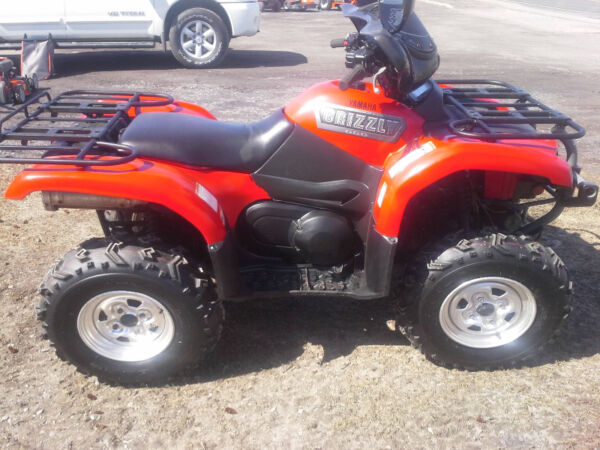 Yamaha yamaha 660 grizzly for sale canada for Yamaha grizzly 80