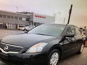 2009 Nissan Altima 2.5S Sedan