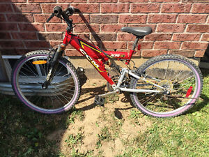 GIRLS BIKES BICYCLES CCM HUFFY SPORTS SPEED BIKE Cambridge Kitchener Area image 1