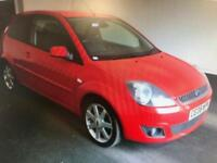 2008 FORD FIESTA 1.25 ZETEC CLIMATE 3 DOOR HATCHBACK FULL FORD SERVICE HISTORY