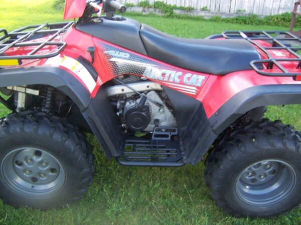 2005 Arctic Cat 400 SE