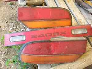 89 to 94 Nissan 240sx tail lights