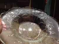 Vase - assiette centre de table