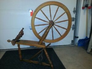 Spinning Wheel Circa 1890 - Excellent Condition- PRICE DROP!!!