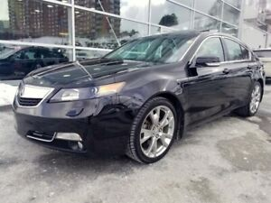 2012 Acura TL Elite Package