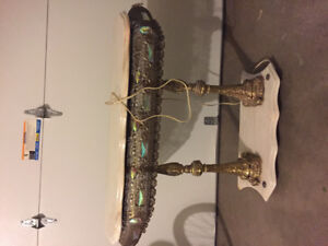 Antique Portuguese wall table